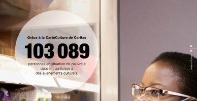 Rapport d'activité Caritas Suisse 2019
