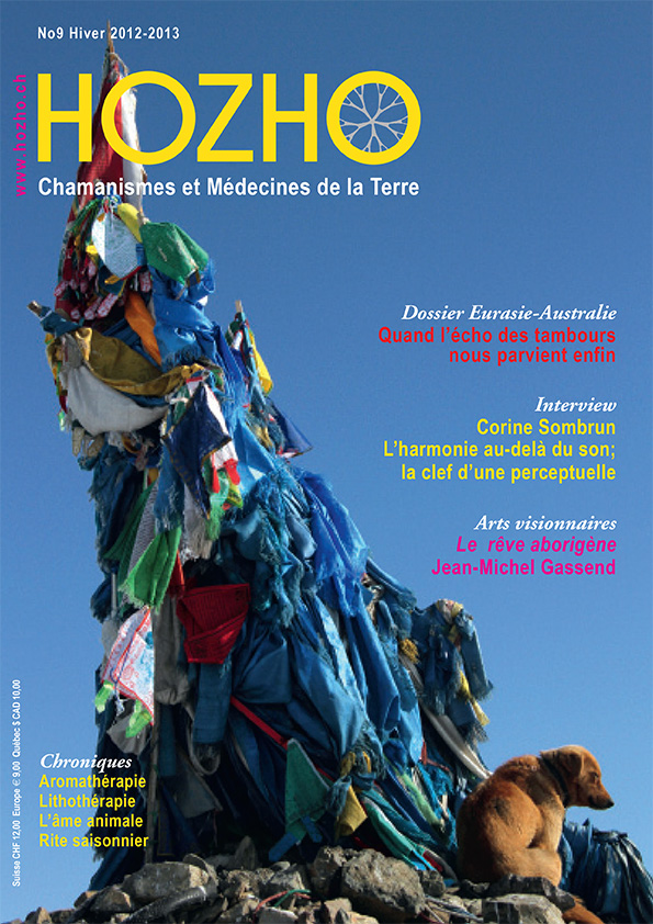 Hozho magazine 2012
