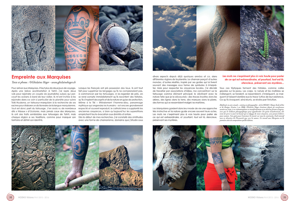 Hozho magazine 2015