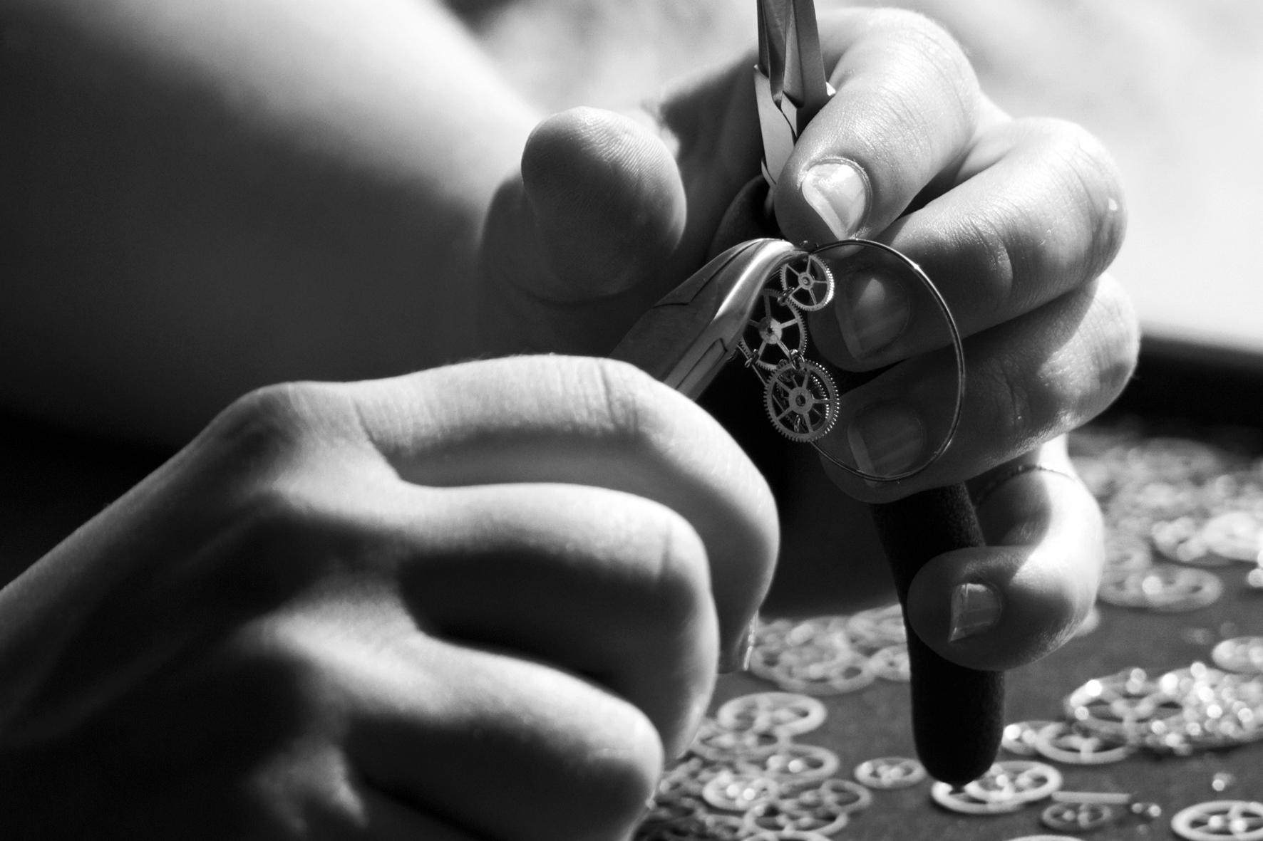 Mains d'artisans